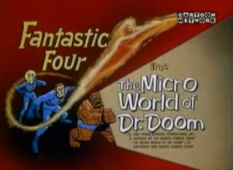 Fantastic Four (1967 animated series) Season 1 16