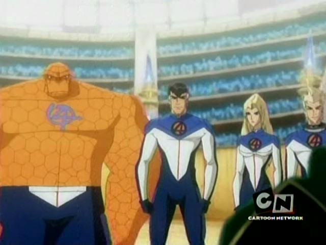 Fantastic Four (Earth-135263)/Gallery