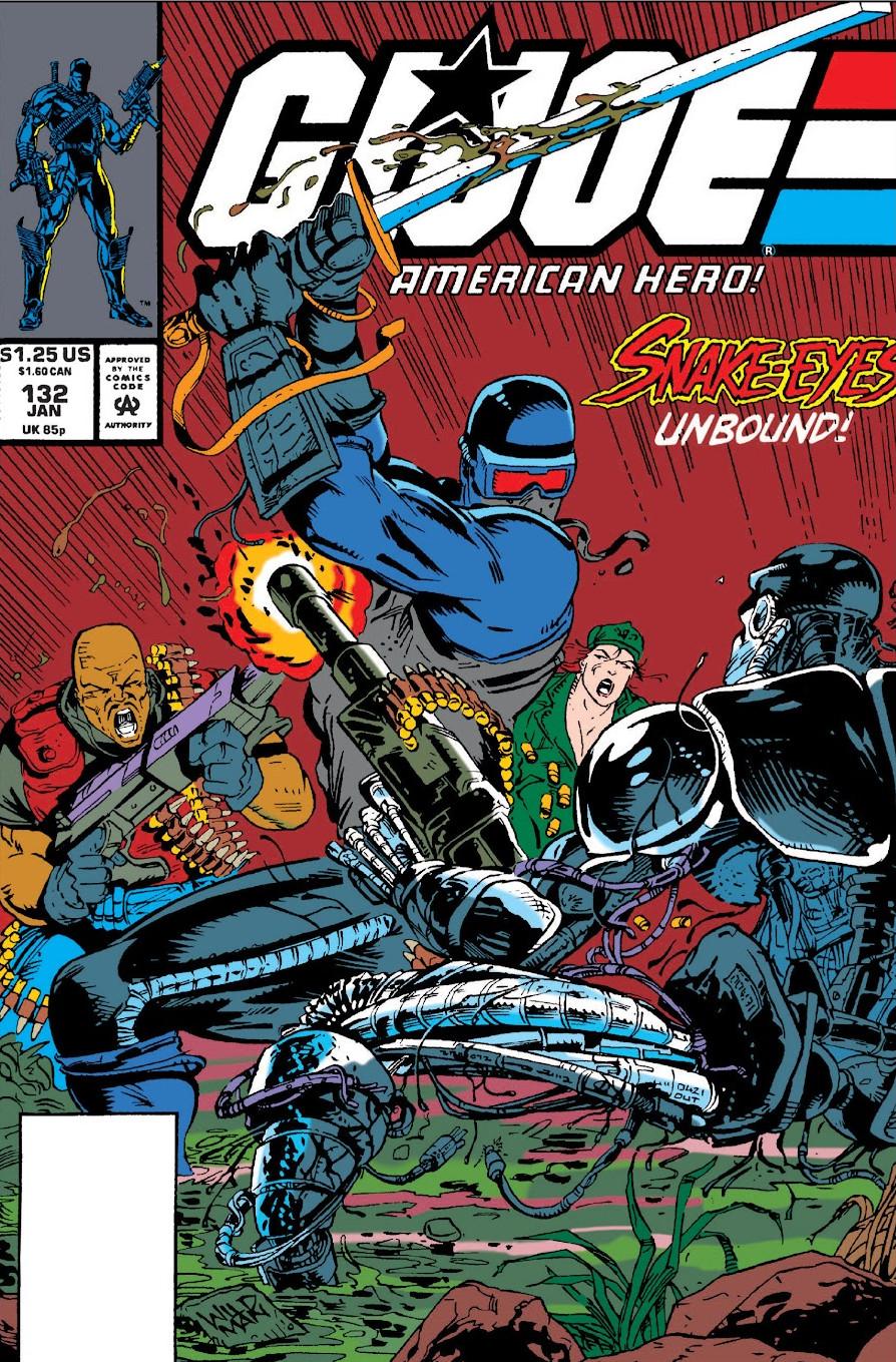 G.I. Joe: A Real American Hero Vol 1 132
