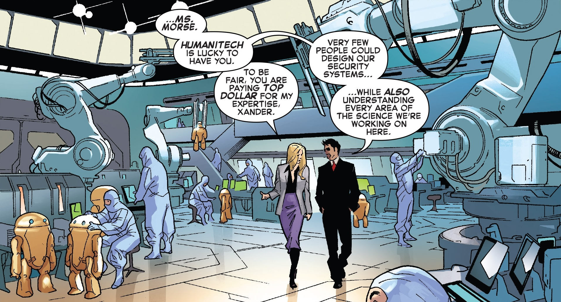 Humanitech Robotics Inc. (Earth-616) from Amazing Spider-Man Vol 1 791 001.jpg