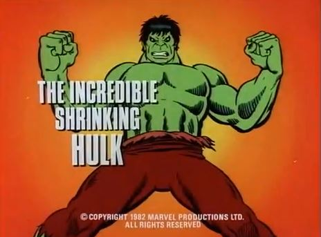 Incredible Hulk (1982 animated series) Season 1 9