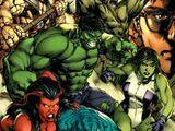 Incredible Hulks (UK) Vol 1
