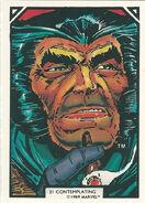 James Howlett (Earth-616) from Arthur Adams Trading Card Set 0001