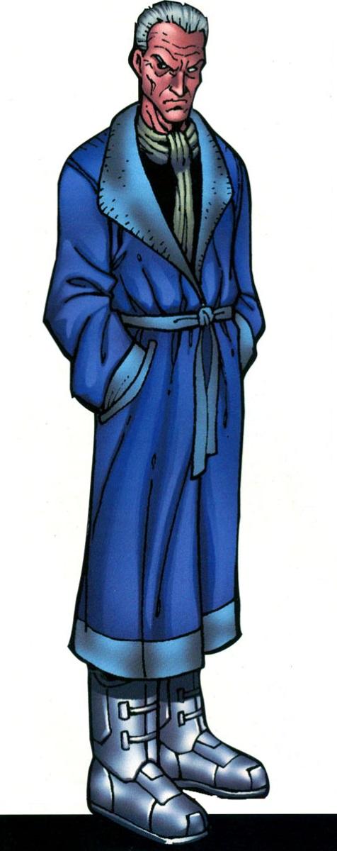 Justin Hammer (Earth-616)