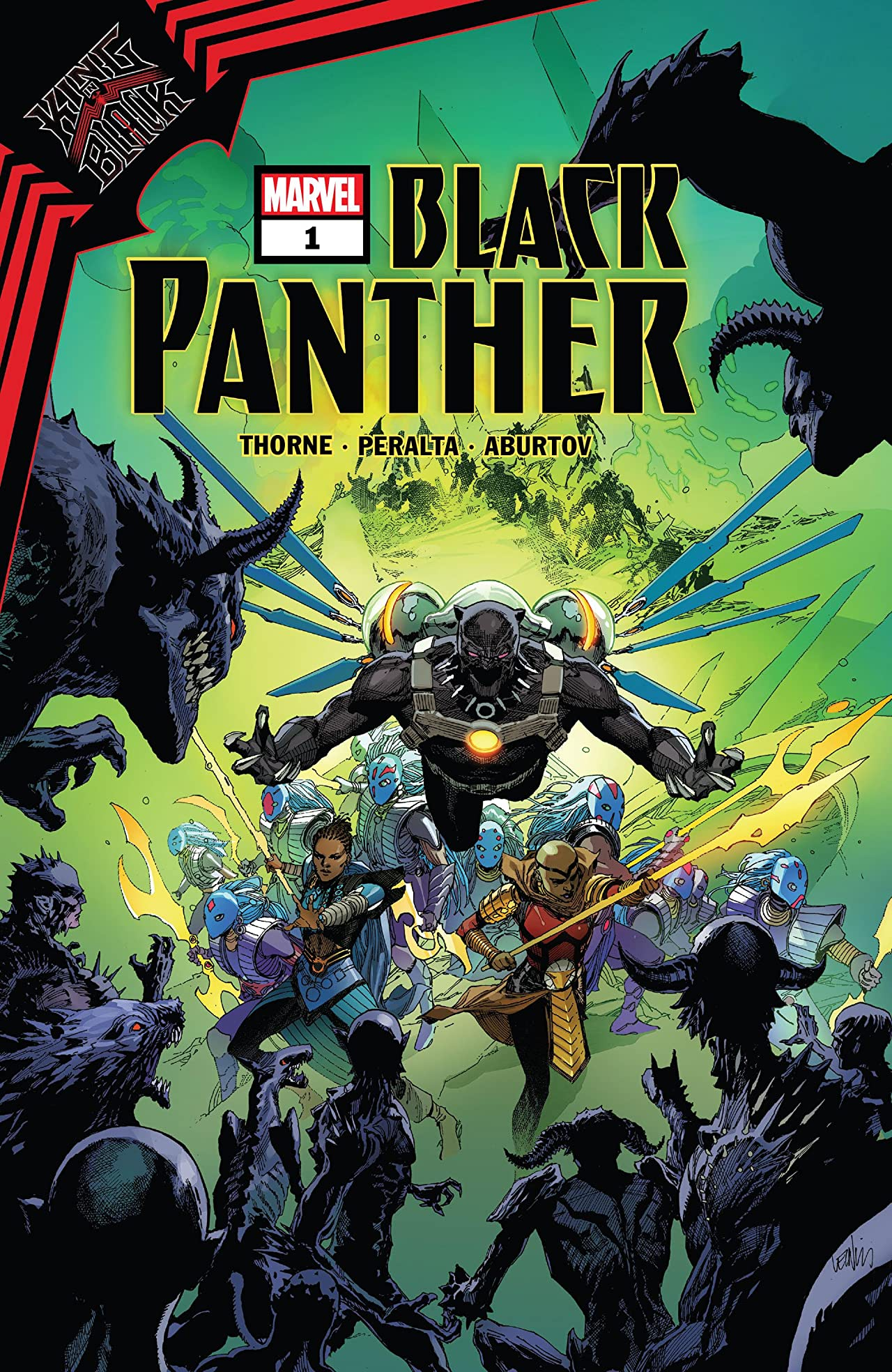 King in Black: Black Panther Vol 1 1
