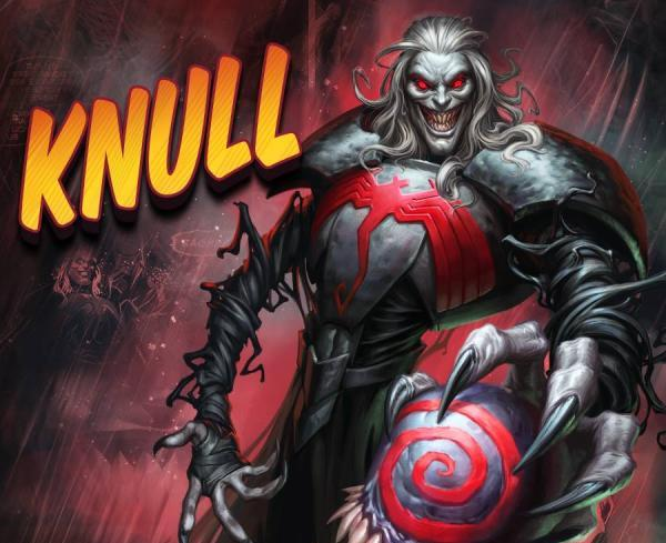 Knull (Earth-TRN461) and Knull's Symbiote (Earth-TRN461) from Spider-Man Unlimited (video game) 001.jpg