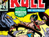 Kull the Destroyer Vol 1 18