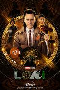 Loki (TV series) poster 002