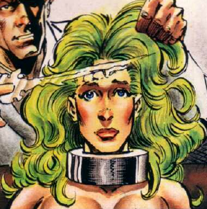 Lorna Dane (Earth-597)