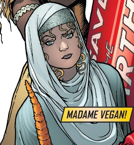 Madame Vegan (Earth-46421)