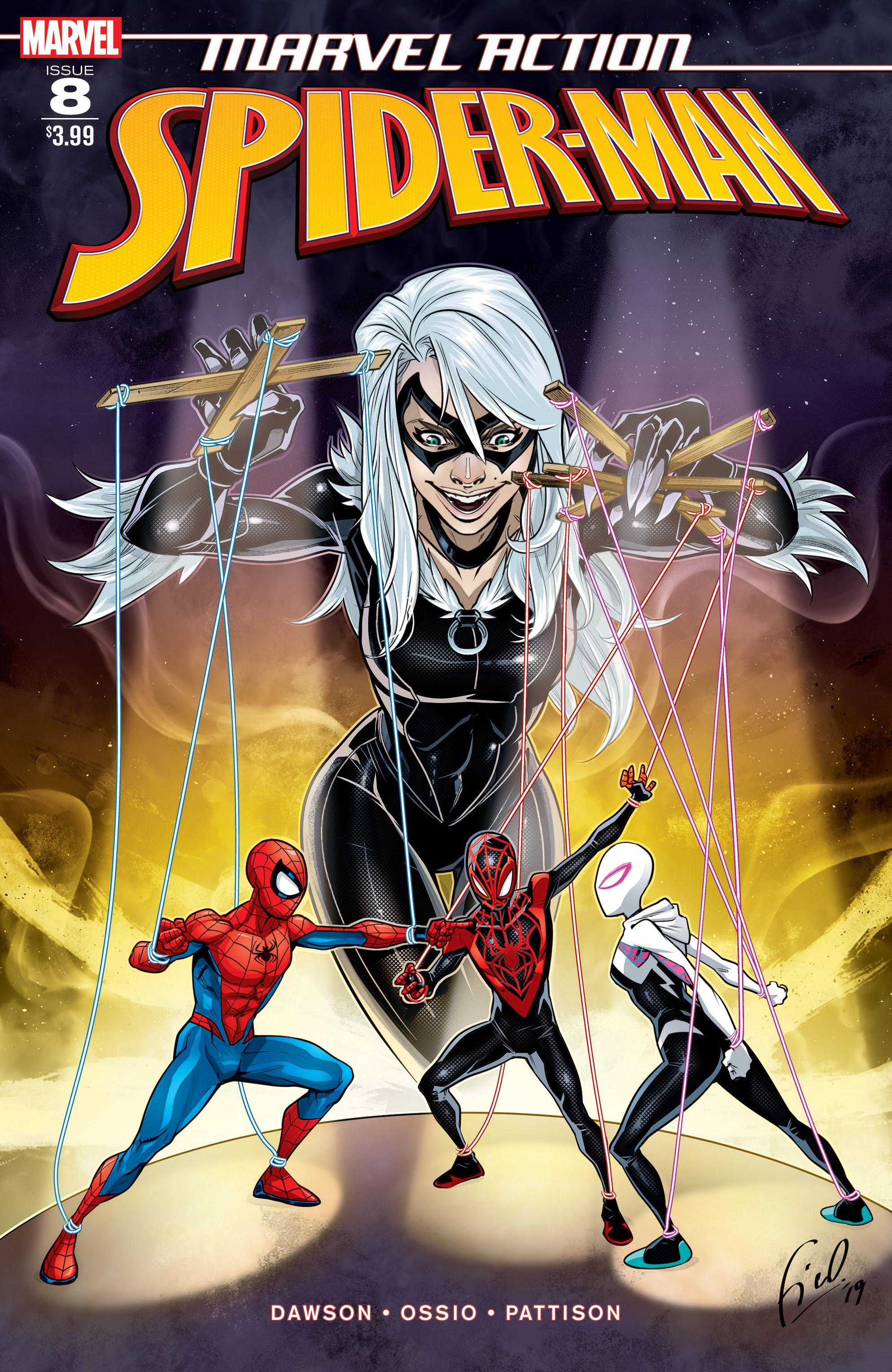 Marvel Action: Spider-Man Vol 1 8