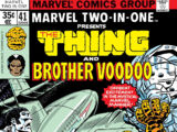 Marvel Two-In-One Vol 1 41