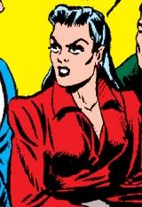 Mary Nash (Earth-616)