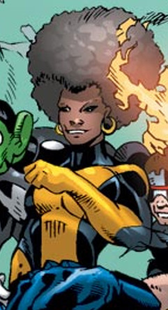 Mercedes Knight (Earth-8441) from Black Panther Annual Vol 1 1 0001.jpg