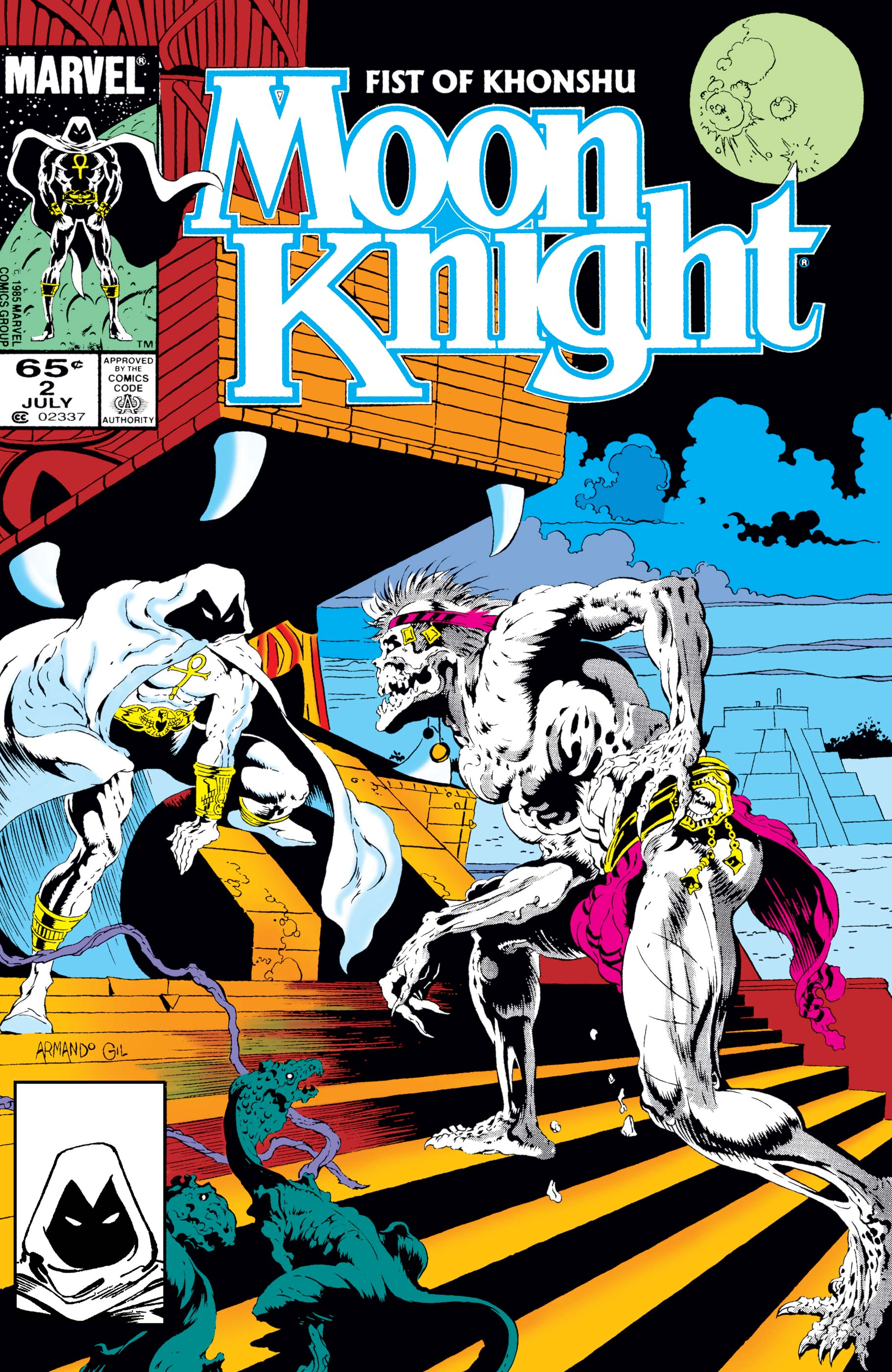 Moon Knight Vol 2 2