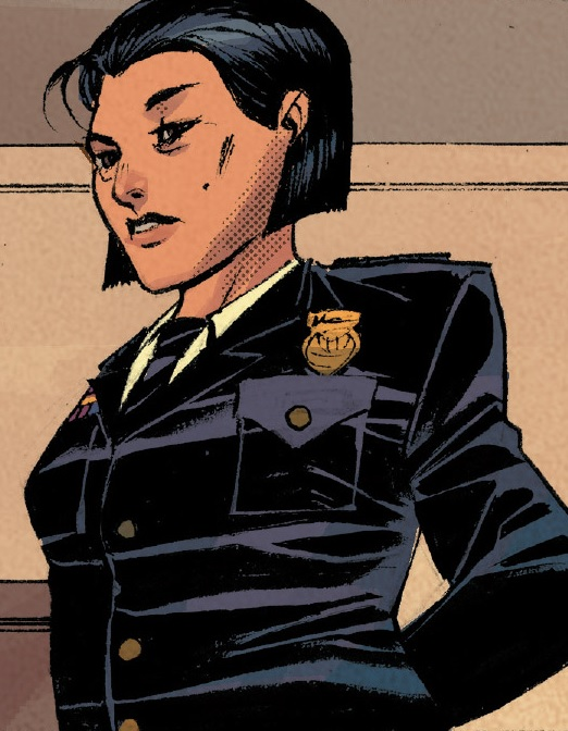Nalini Karnik (Earth-616)