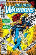 New Warriors Vol 1 27