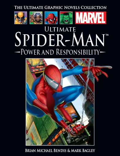 Official Marvel Graphic Novel Collection Vol 1 20