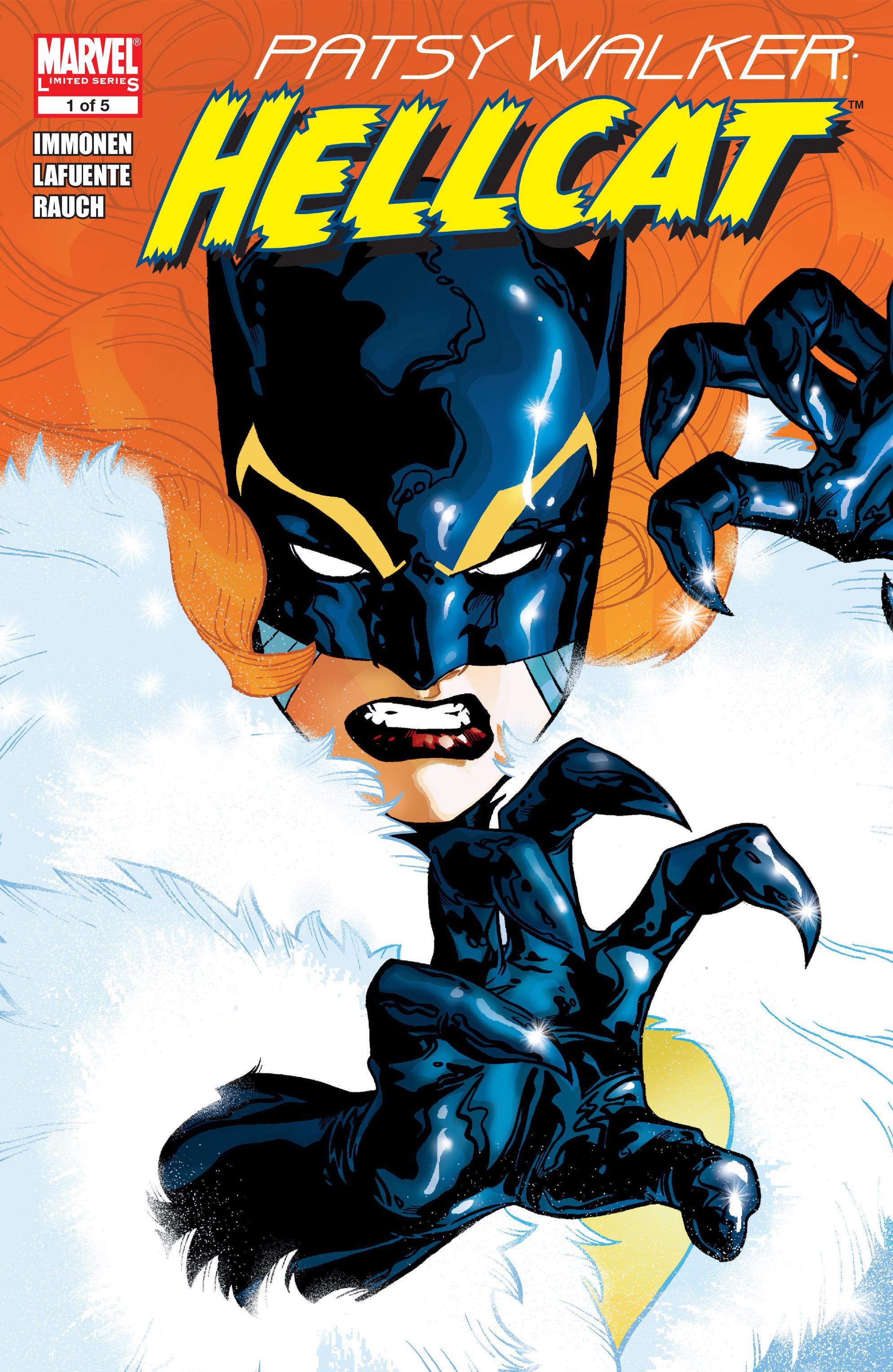 Patsy Walker: Hellcat Vol 1 1