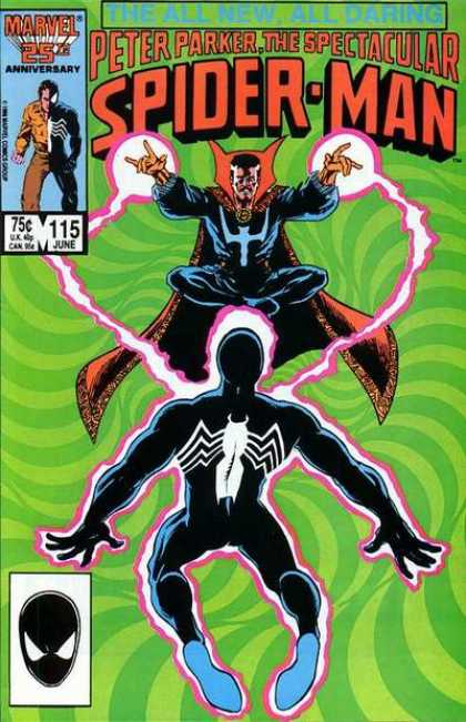 Peter Parker, The Spectacular Spider-Man Vol 1 115