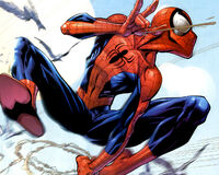 Peter Parker (Earth-1610) from Ultimate Spider-Man Vol 1 6 0002.jpg