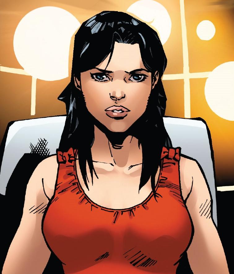 Sally Floyd (Earth-616)