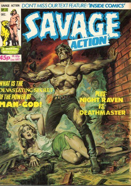 Savage Action Vol 1 14