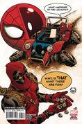 Spider-Man Deadpool Vol 1 41
