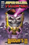 Super-Villain Team-Up MODOK's 11 Vol 1 1