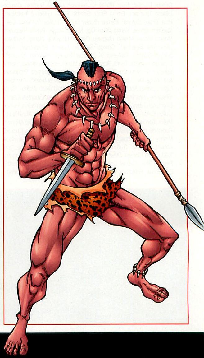 Tongah (Earth-616)