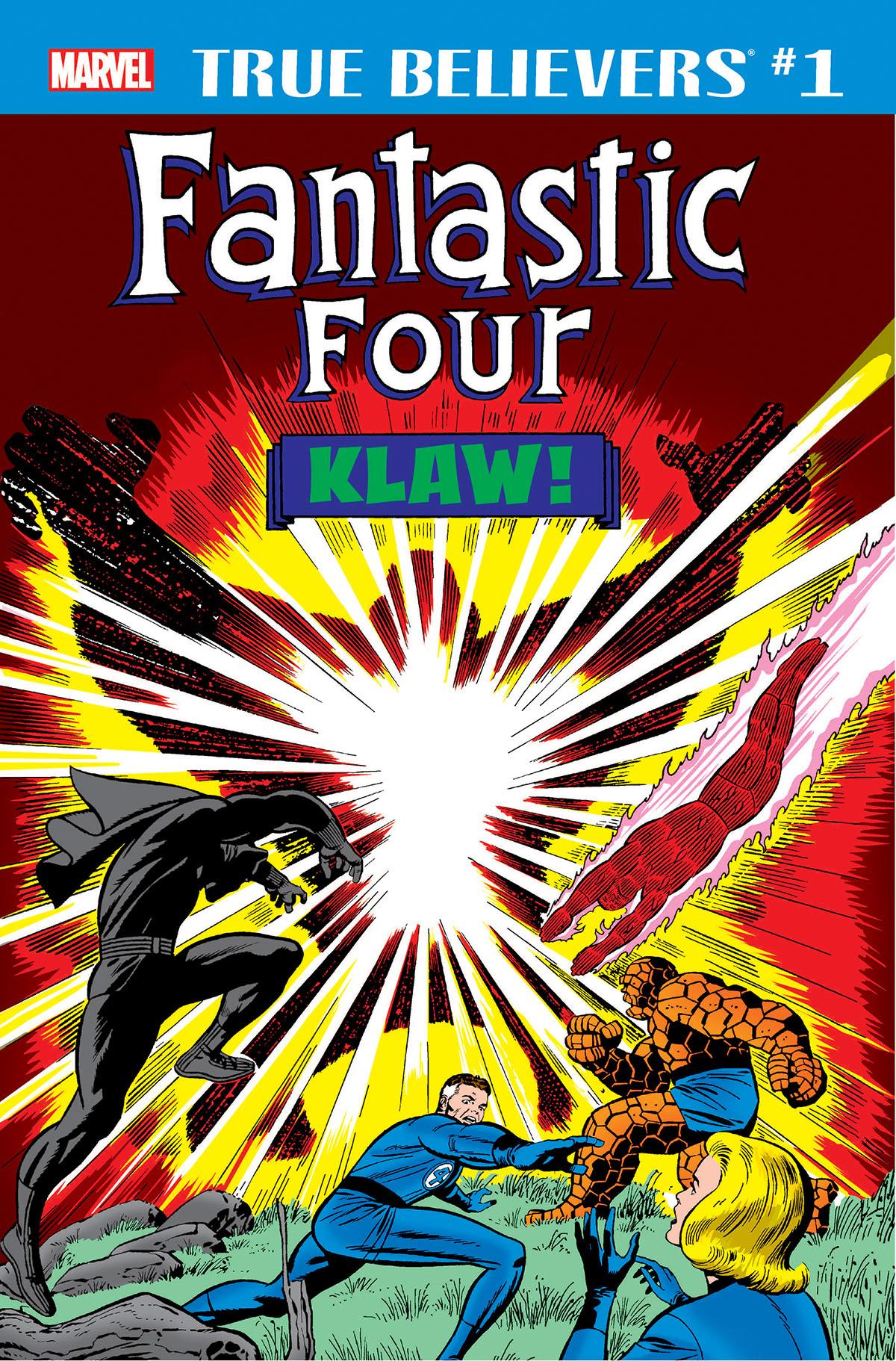 True Believers: Fantastic Four - Klaw Vol 1 1