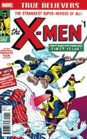 True Believers X-Men Vol 1 1