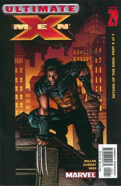 Ultimate X-Men Vol 1 29