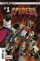 Vault of Spiders Vol 1 1