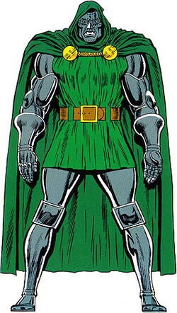Victor von Doom (Earth-616) from Official Handbook of the Marvel Universe Master Edition Vol 1 20 0001.jpg