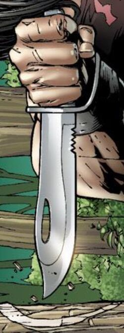 Warpath's Knives from Uncanny X-Men Vol 1 475 001.jpg