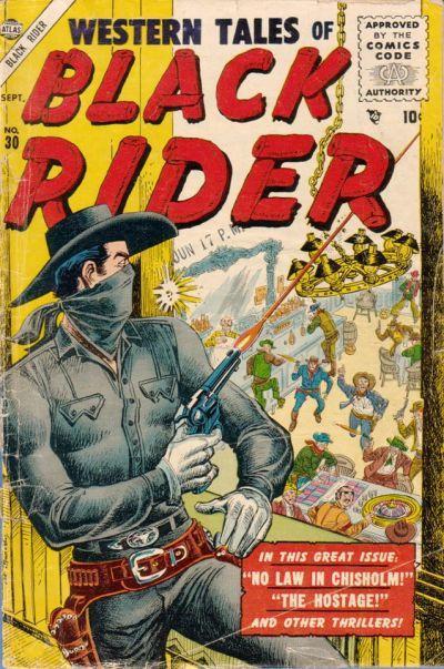 Western Tales of Black Rider Vol 1 30