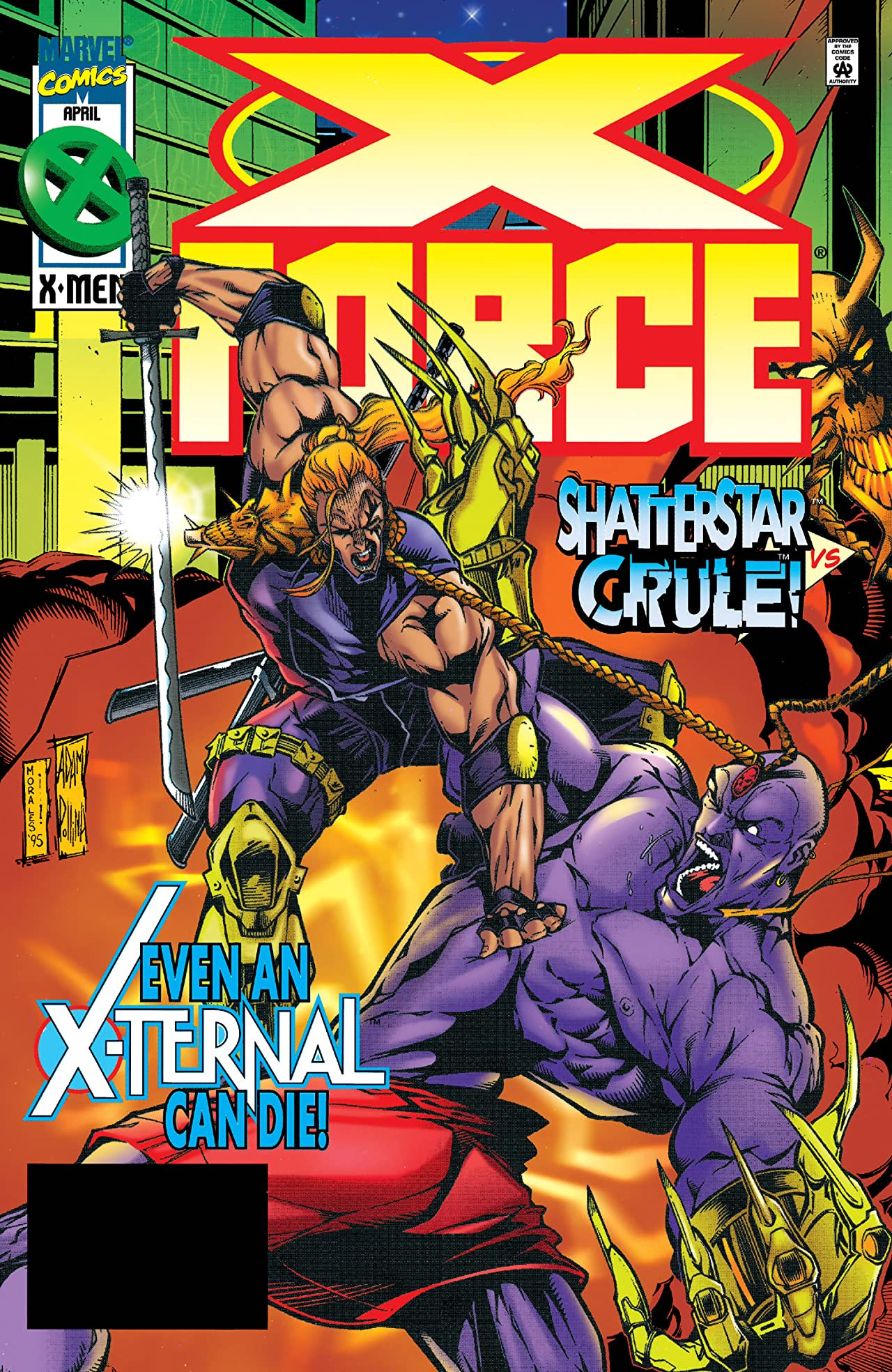 X-Force Vol 1 53