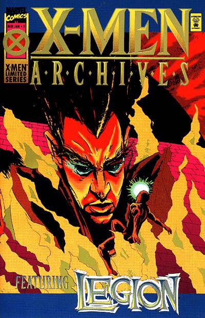 X-Men Archives Vol 1 2