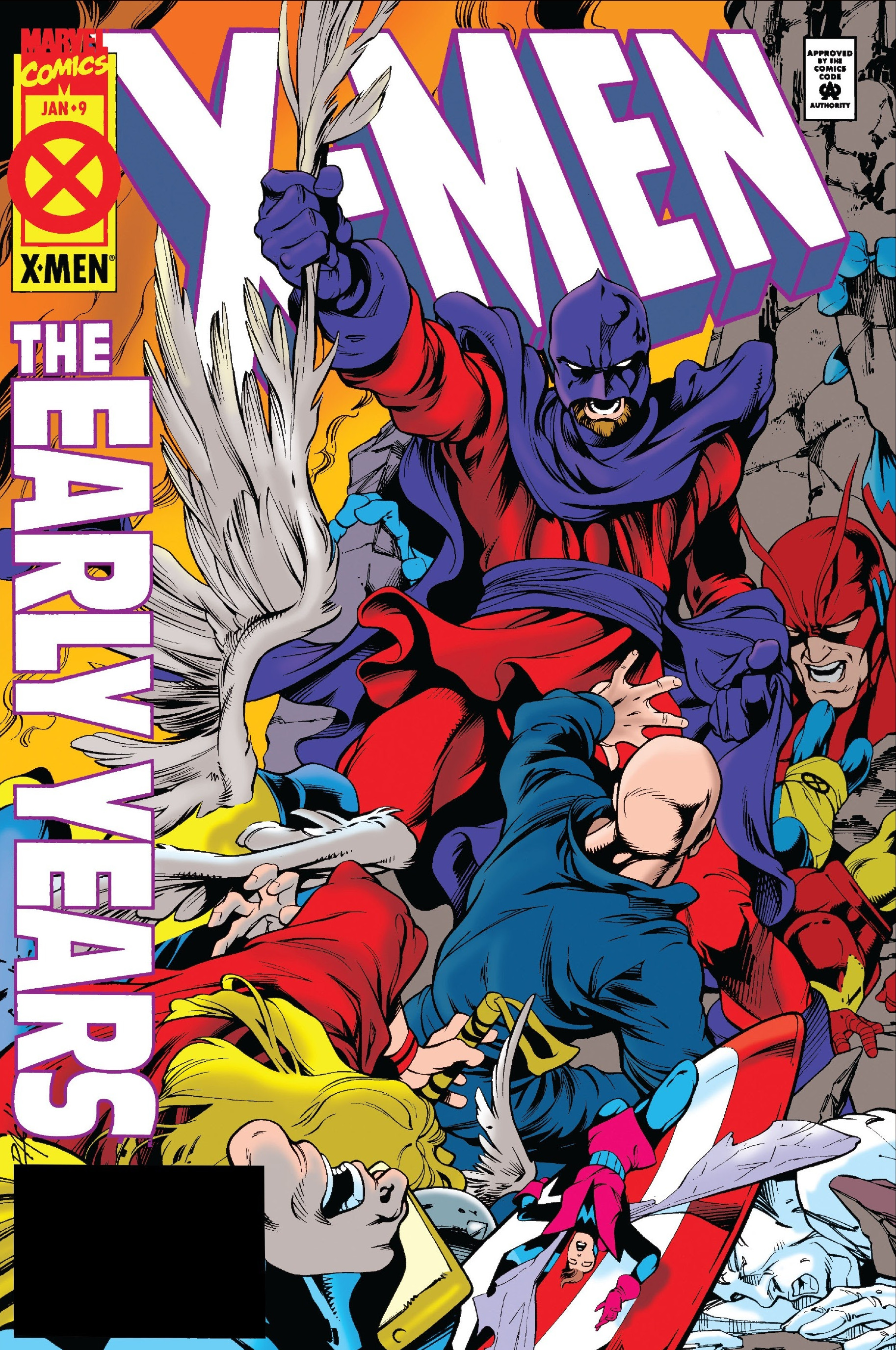 X-Men: The Early Years Vol 1 9