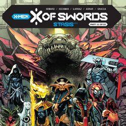 X of Swords: Stasis Vol 1 1