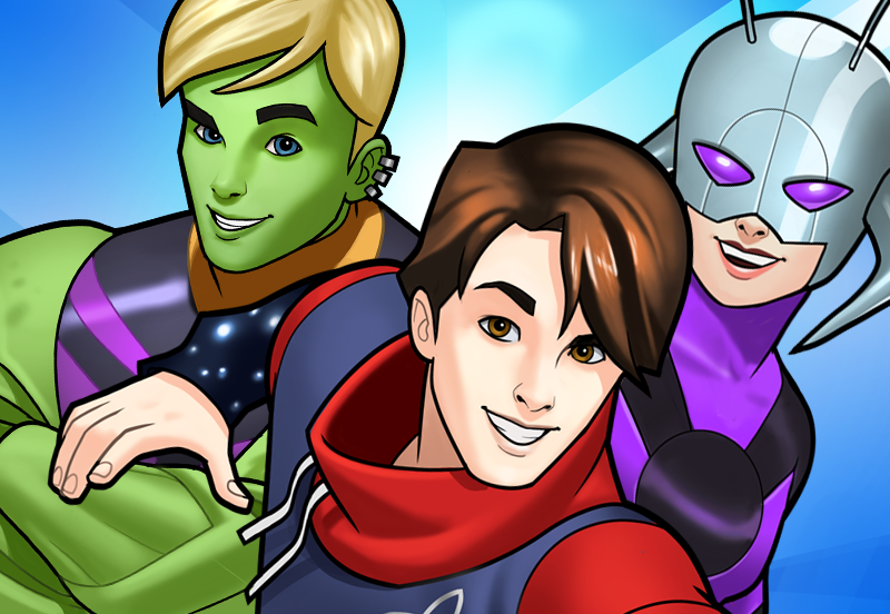 Young Avengers (Earth-TRN562)
