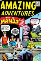 Amazing Adventures Vol 1 2