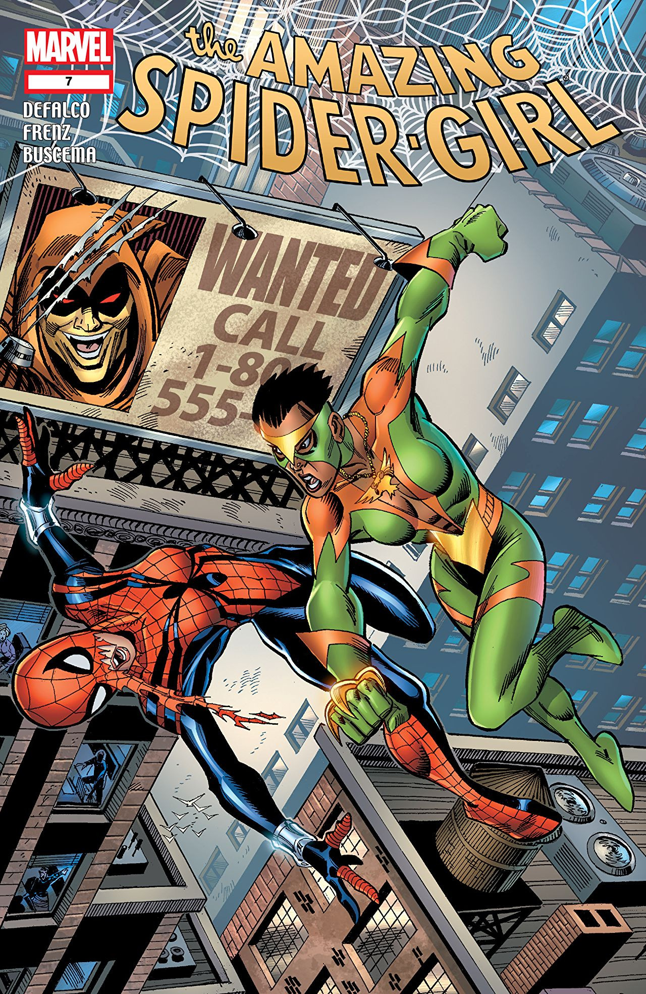 Amazing Spider-Girl Vol 1 7