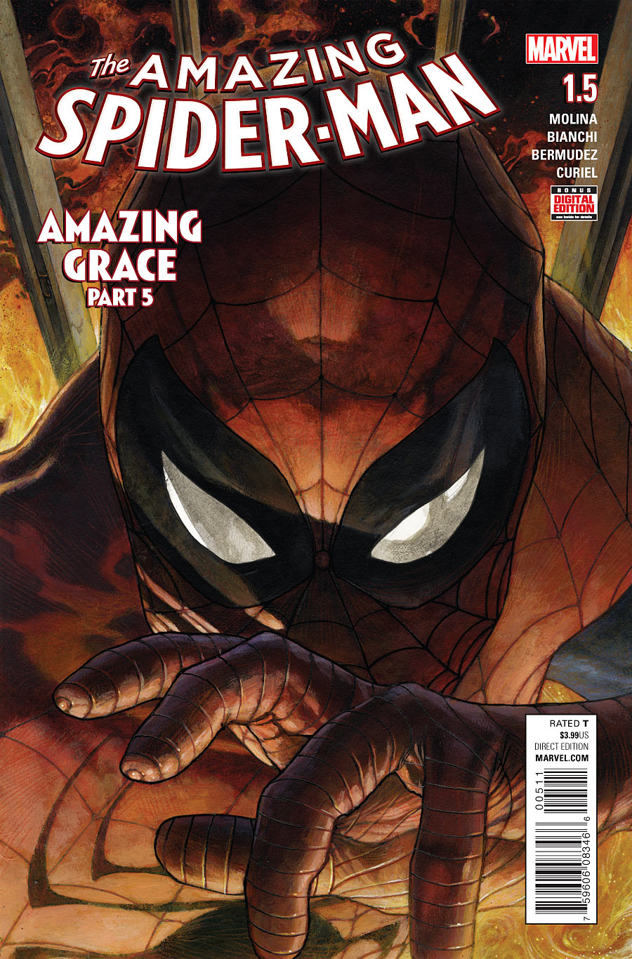 Amazing Spider-Man Vol 4 1.5