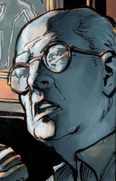 Archie Faulkner (Earth-616)