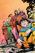Astonishing X-Men Vol 4 3 Villain Variant Textless