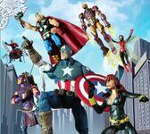 Avengers (Earth-93342)