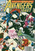 Avengers West Coast Vol 2 85