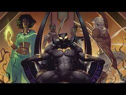 BLACK PANTHER -23 Trailer - Marvel Comics